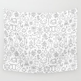 DnD Forever Wall Tapestry
