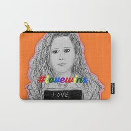 (Oitnb Nicky - Love Is Love) - yks by ofs珊 Carry-All Pouch