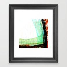 In Passing Framed Art Print