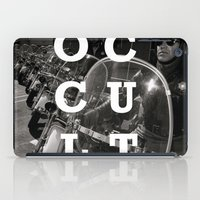 occult iPad Cases featuring Occult by Mario Zoots