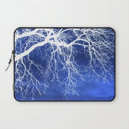 Weeping Tree Abstract Laptop Sleeve