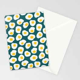Morning call Stationery Cards