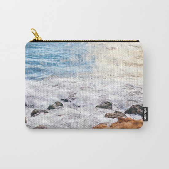 Wild Summer #society6 #print #decor #art Carry-All Pouch