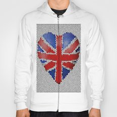 The Union Flag ~ Love Hoody