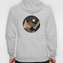 Metallic Night Hoody