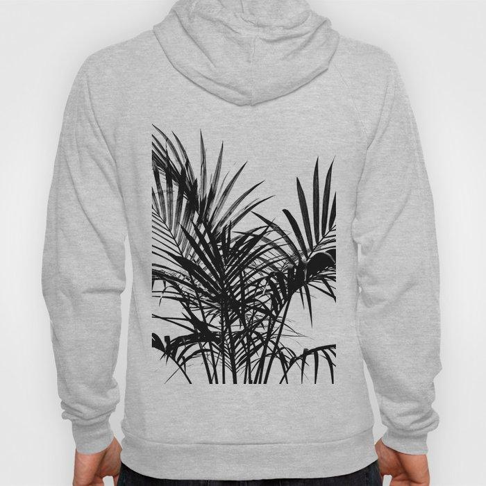 Little palm tree in black Hoody