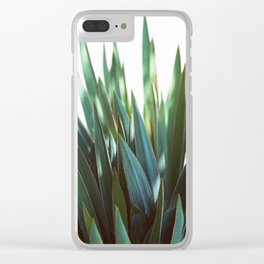 September Glow Clear iPhone Case