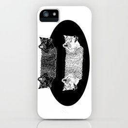 Lobas (Wolfs) iPhone Case