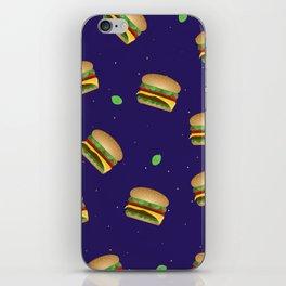 Cheeseburger Dreams iPhone Skin