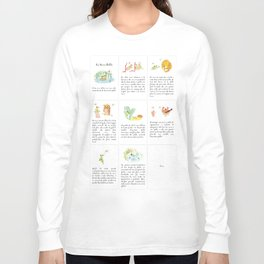 The story of the Chicken Frog Long Sleeve T-shirt
