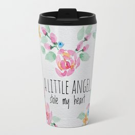 A Little Angel Stole My Heart Travel Mug