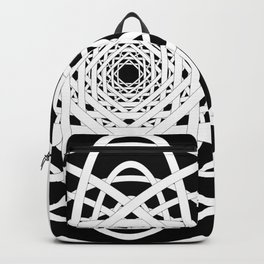 Not Quite Tangled Inside Out Backpack
