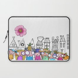 Girls Day Out Laptop Sleeve