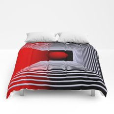 experiments on geometry -2- Comforters