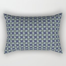 Rose Rope Rectangular Pillow