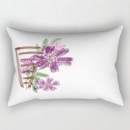 Sommer Rosen Rectangular Pillow