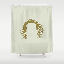 Nick Nolte Shower Curtain