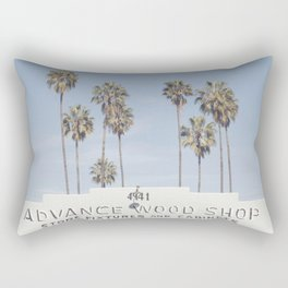 York BLVD | Highland Park | Los Angeles Rectangular Pillow
