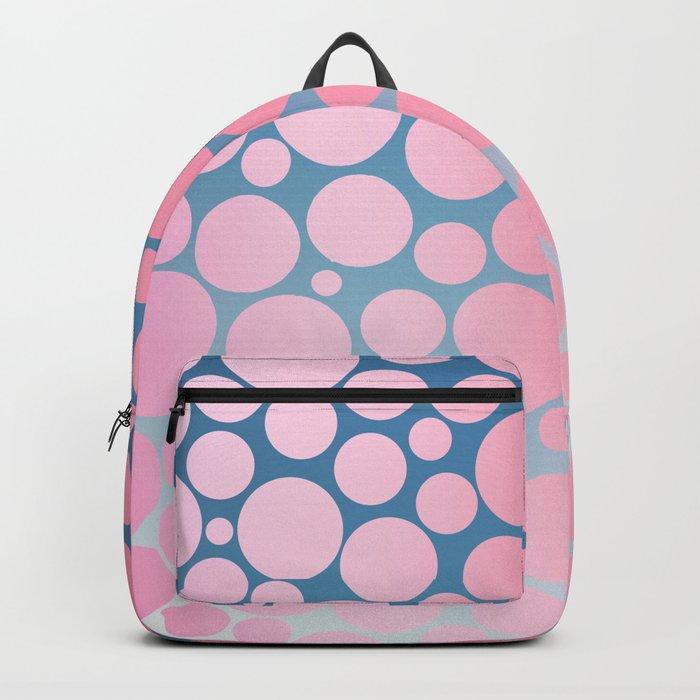 Pastel Polka Dots 2 Backpack