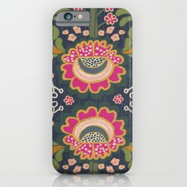 Khokhloma Gloom iPhone Case