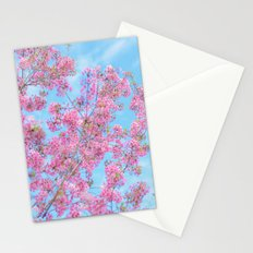 Bright and Happy Stationery Cards