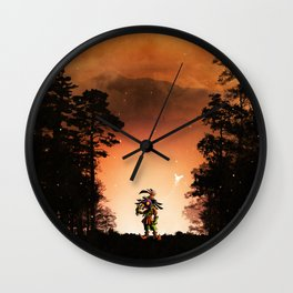 MASK OF ZELDA Wall Clock