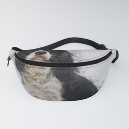 Cavalier King Charles Spaniel Fanny Pack