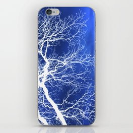 Weeping Tree Abstract iPhone Skin
