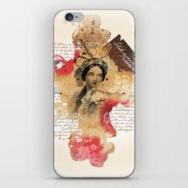 Shakespeare Ladies #1 iPhone Skin
