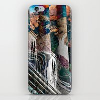 art history iPhone & iPod Skins featuring History by Stephen Linhart