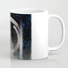 Enso #5 - Ghost Coffee Mug