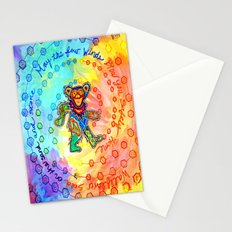 May the Four Winds Blow You Safely Home Stationery Cards