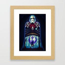 Finn's Journey Framed Art Print
