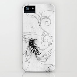 B33-DR34M5 (Bee Dreams) iPhone Case