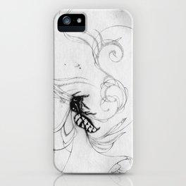 B33-DR34M5 (Bee Dreams) iPhone Case