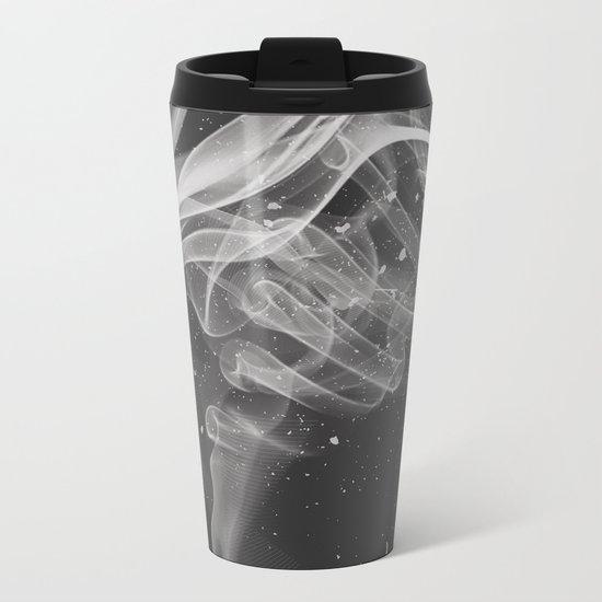 Smoke & Ash Metal Travel Mug