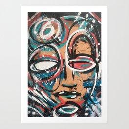 Sage 6 Art Print