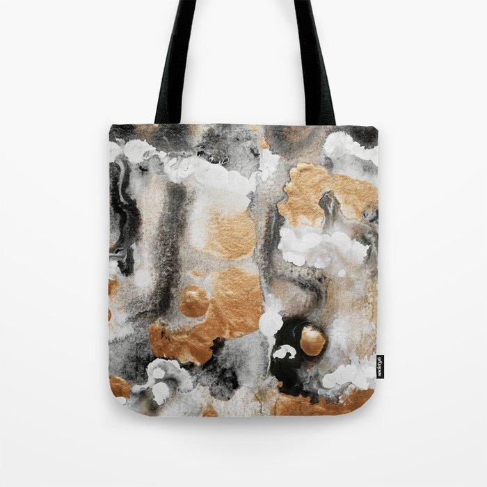 Natural Abstract Tote Bag