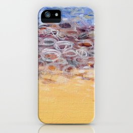 Waters Edge iPhone Case