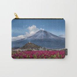 Popocatepetl Volcano Puebla Mexico Carry-All Pouch