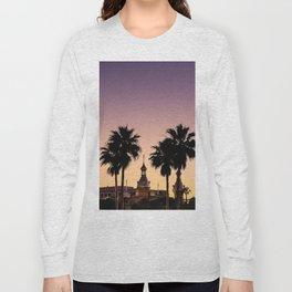 University of Tampa at Sunset Long Sleeve T-shirt