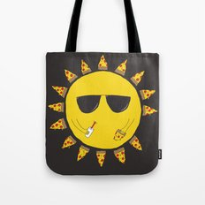 Sunray by the Slice Tote Bag