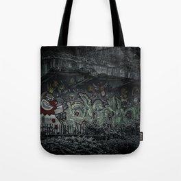 Angry Clown Tote Bag