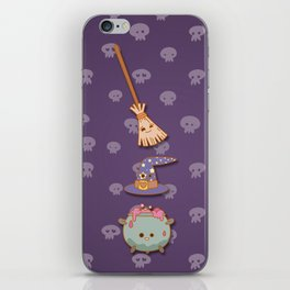 Witches, witches, witches iPhone Skin