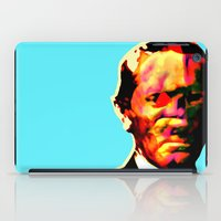 chuck iPad Cases featuring - chuck - by Digital Fresto