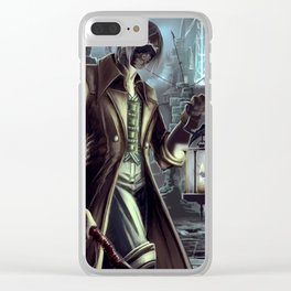 The Wonder Hours - Gregory Clear iPhone Case