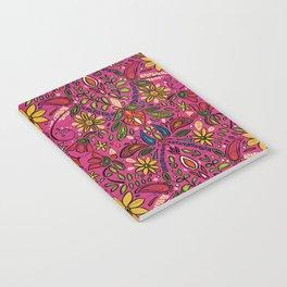 aziza pink Notebook