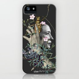 always be like a qween iPhone Case