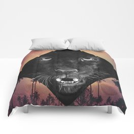 Panther Comforters