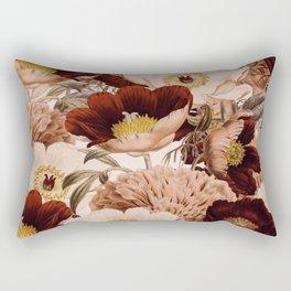 Vintage Garden 2 #society6 Rectangular Pillow